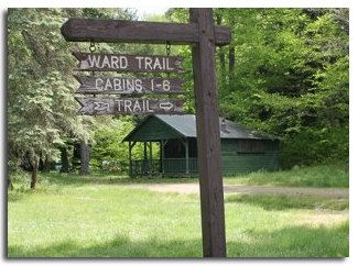 If You Wish To Rent A Cabin At The Summit Trailhead, Select U201csummitu201d From  The Loop Drop Down Menu At The Booking Site.